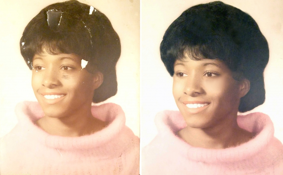Kansas City Photo Restoration